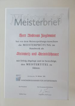Andreas Zieglmaier Naturstein GmbH